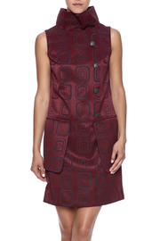 Robert Greco Couture Pussygalore Retro Dress - Front cropped