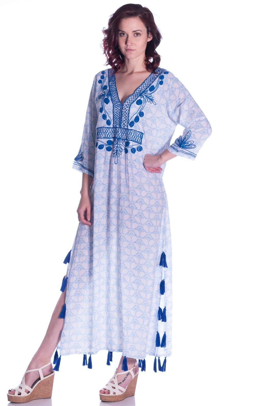 6fb3989aefbfb Roberta Roller Rabbit Bohemian Long Dress from New Hampshire by ...
