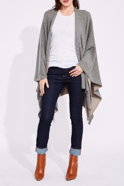 Roberta Roller Rabbit Doris Sweater Cape - Front cropped