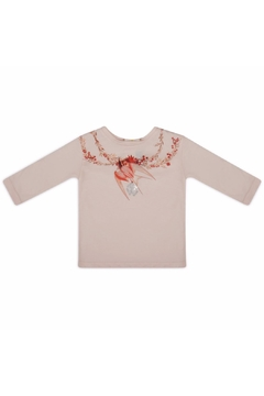 Shoptiques Product: Baby Pink Shirt