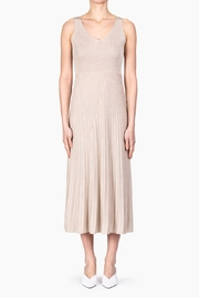 Roberto Collina Lurex Dress Gold - Product Mini Image