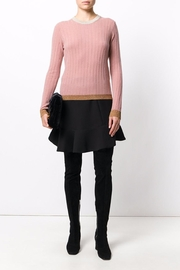 Roberto Collina Rose Ribbed Sweater - Product Mini Image