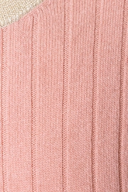 Roberto Collina Rose Ribbed Sweater - Side cropped