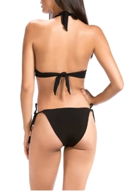 Robin Piccone  Ava Braided Loop Side Bottom - Front full body