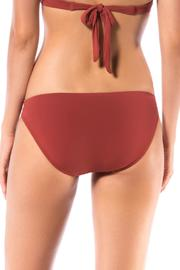 Robin Piccone  Ava Twist Bottom - Front full body