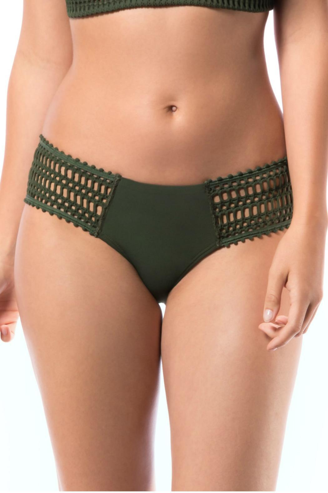 Robin Piccone  Sophia Bottom - Front Cropped Image