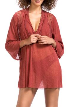Shoptiques Product: Sophia Crochet Tunic