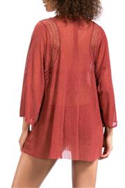 Shoptiques Product: Sophia Crochet Tunic - Front full body