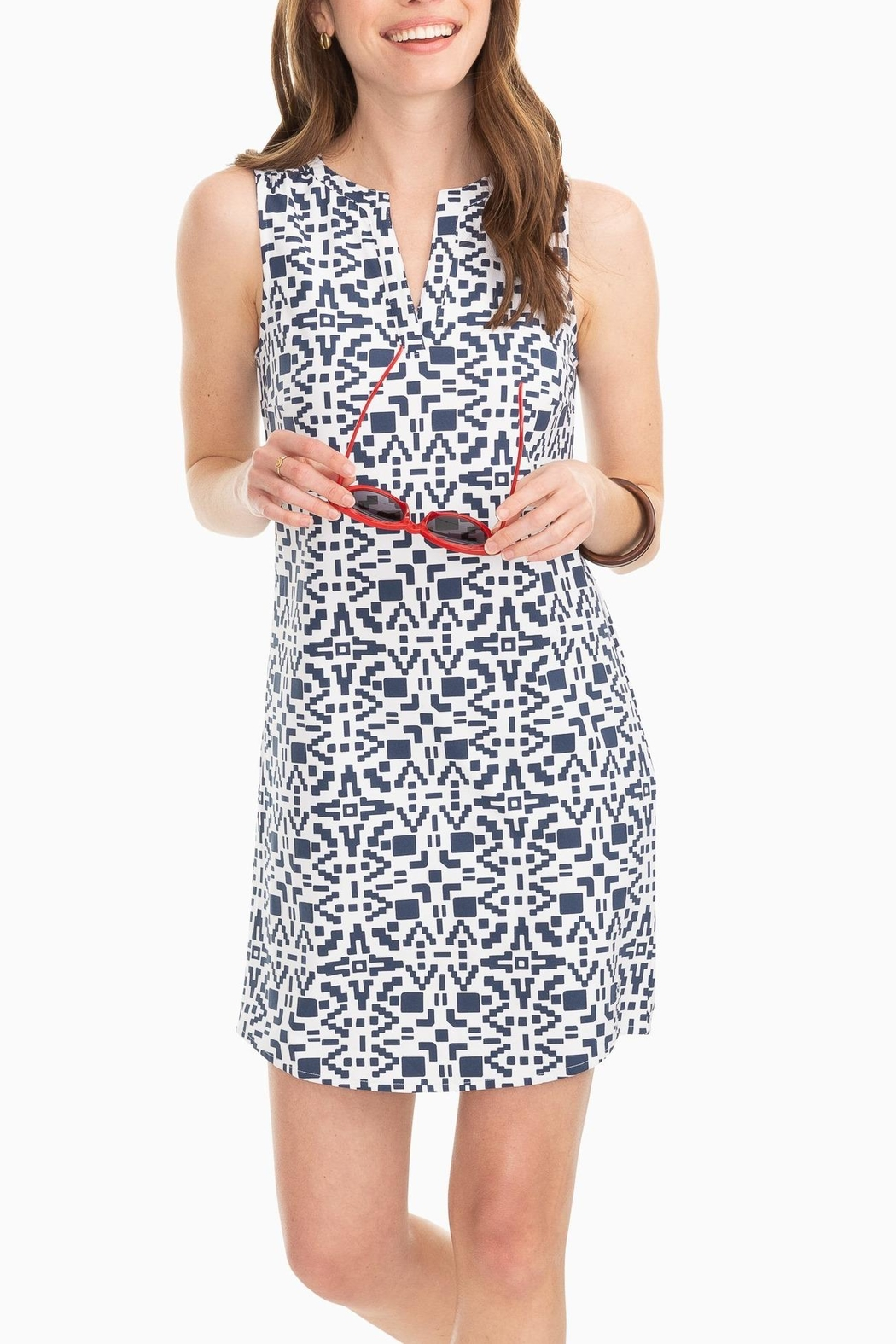 Southern Tide Robyn Performance Dress - Main Image