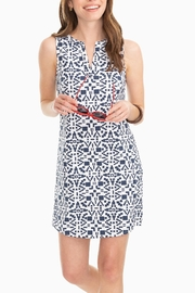Southern Tide Robyn Performance Dress - Front cropped