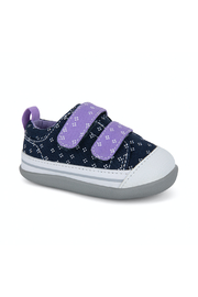 See Kai Run  Robyne Infant Sneaker - Front cropped