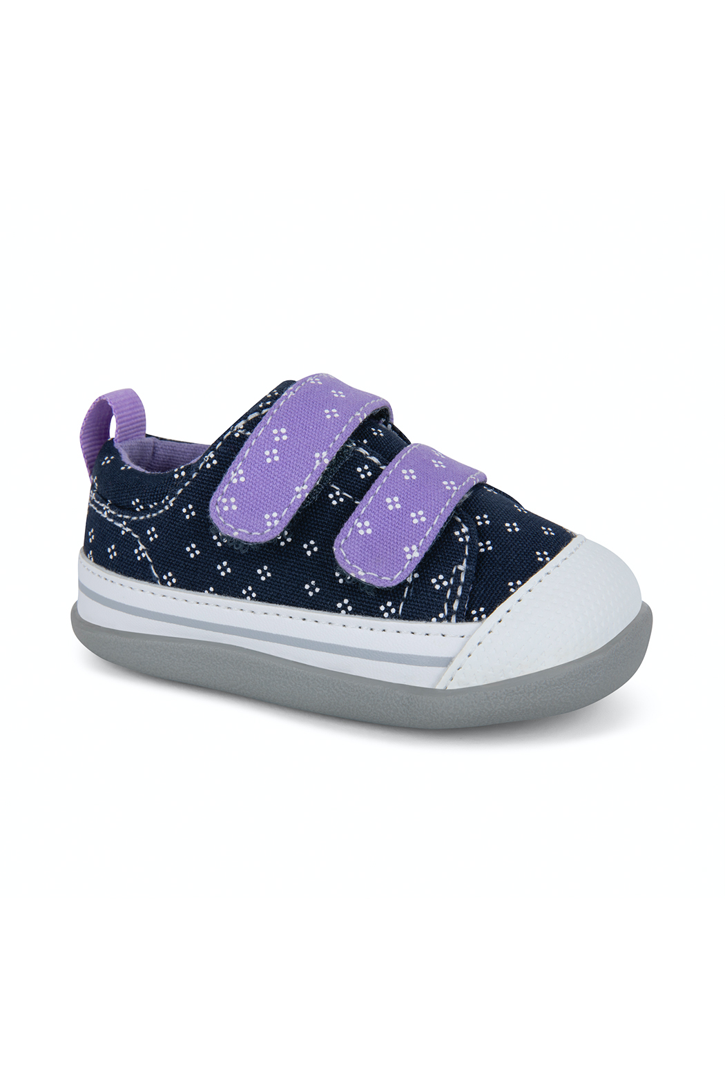 See Kai Run  Robyne Infant Sneaker - Front Cropped Image
