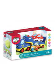 Wow Toys Rocco's Big Race - Product Mini Image