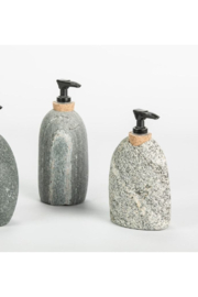Funky Rock Designs Rock Soap or Lotion Dispenser - Product Mini Image
