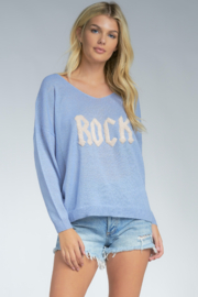 Elan  Rock Sweater - Product Mini Image