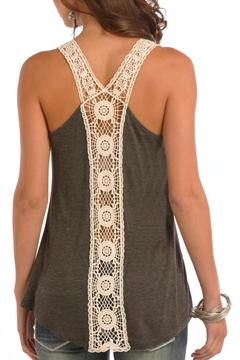 Shoptiques Product: Crocheted Tank
