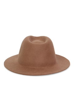 Rock Etiquette Beige Hipster Hat - Alternate List Image
