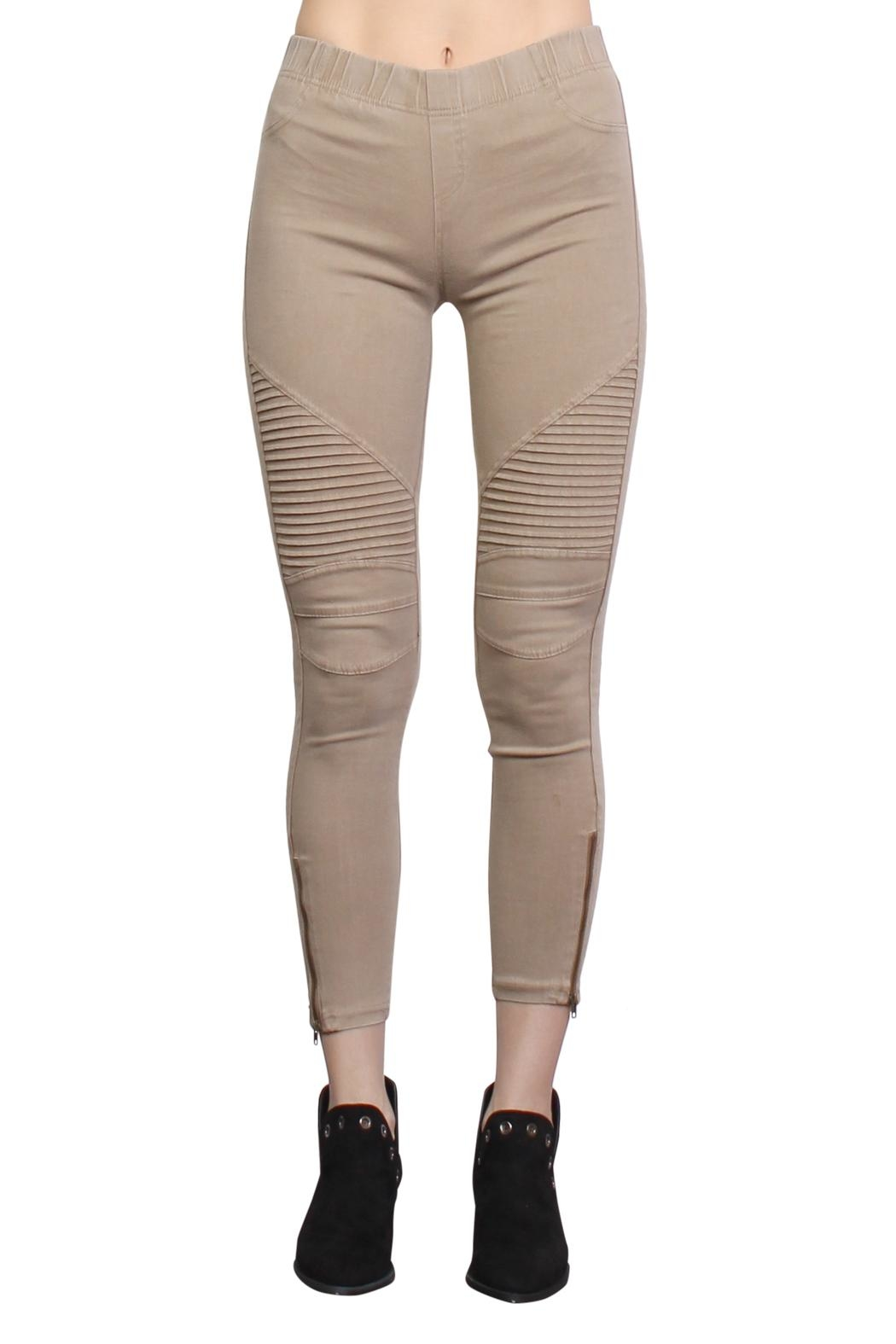 Rock Etiquette Best Seller Jeggings - Main Image