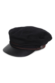 Rock Etiquette Black Fisherman Hat - Product Mini Image