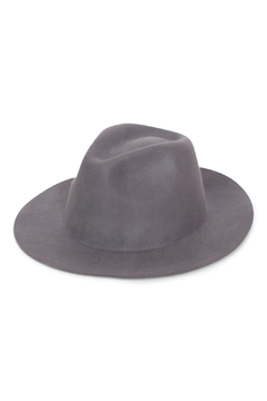 Rock Etiquette Grey Hipster Hat - Product List Image