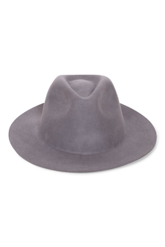 Rock Etiquette Grey Hipster Hat - Alternate List Image