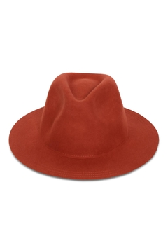 Rock Etiquette Orange Hipster Hat - Alternate List Image