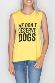 Rock n Rose  Deserve Dogs Tank - Product Mini Image
