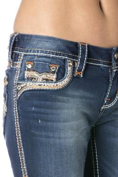 Rock Revival Alanis Embellished Skinny - Alternate List Image