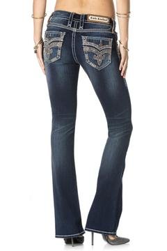 Rock Revival Vaness Sequined Bootcut - Alternate List Image