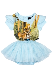 Rock Your Baby Alice Baby Dress - Front cropped