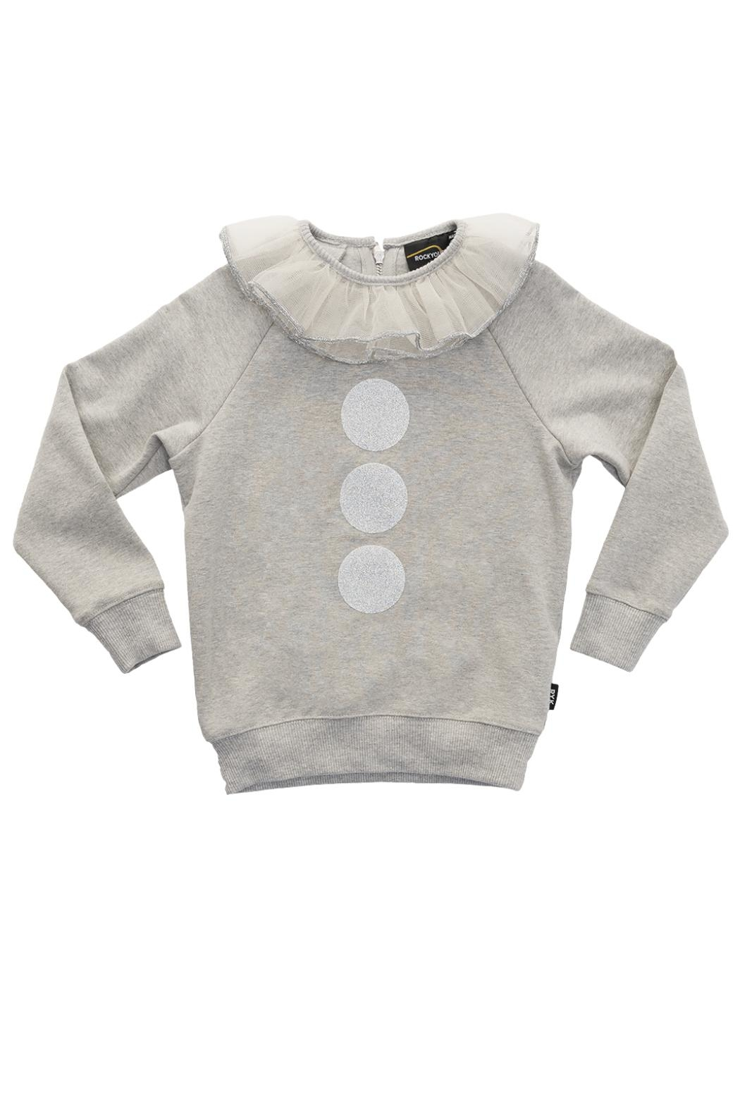 Rock Your Baby Big Top Jumper - Front Cropped Image