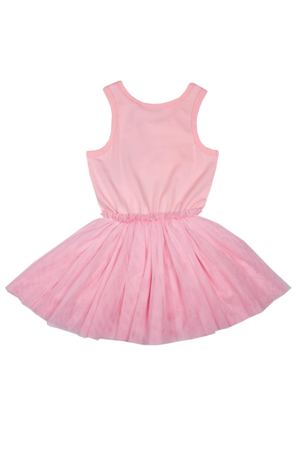 Rock Your Baby Bunny Girl Dress - Front Full Image