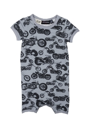Rock Your Baby Chopper Playsuit - Product Mini Image