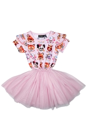 Rock Your Baby Creatures Circus Dress - Front cropped
