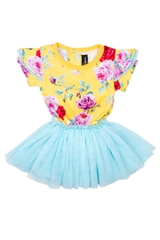 Rock Your Baby Floral Circus Dress - Product Mini Image