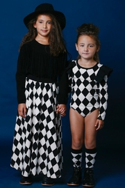 Rock Your Baby Harlequin Maxi Skirt - Product Mini Image