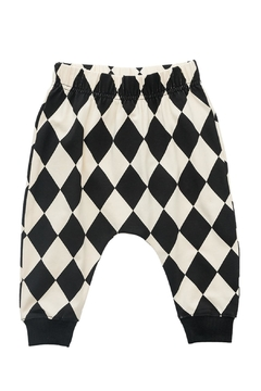 Shoptiques Product: Harlequin Slouch Pants