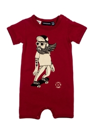 Rock Your Baby Hipster Skater Playsuit - Product Mini Image