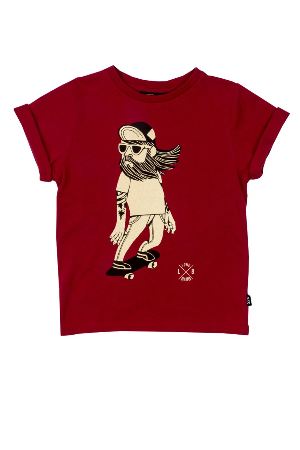 Rock Your Baby Hipster Skater Tee - Main Image