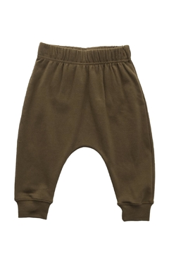 Shoptiques Product: Khaki Slouch Pants
