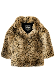 Rock Your Baby Leopard Fur Jacket - Product Mini Image