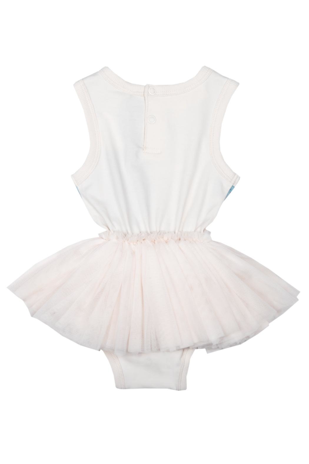Rock Your Baby Little Mermaids Dress - Front Full Image