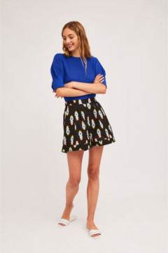 Compania Fantastica Rocket Print Shorts - Alternate List Image