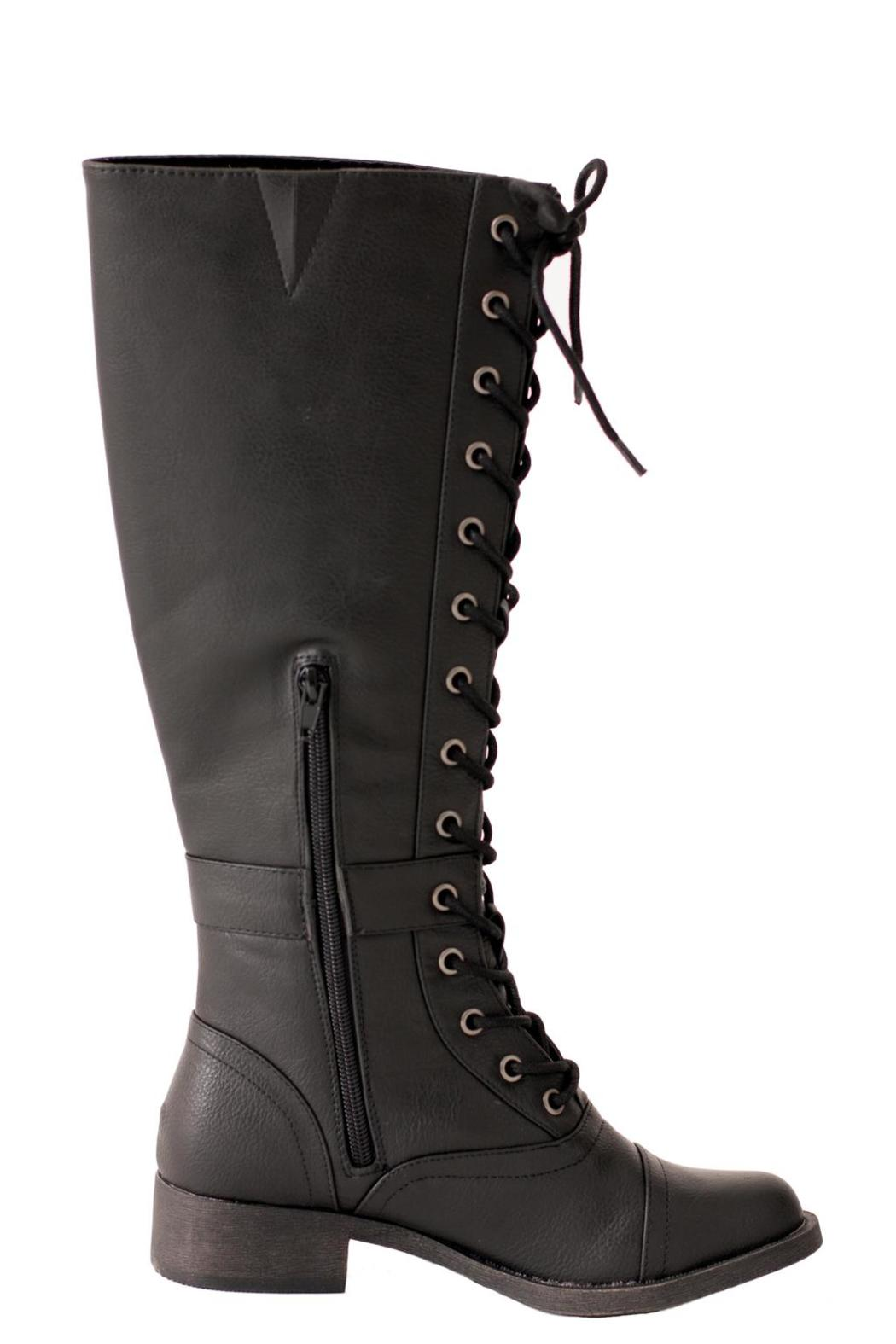 Rocket Dog Calypso Stag Boot - Front Full Image