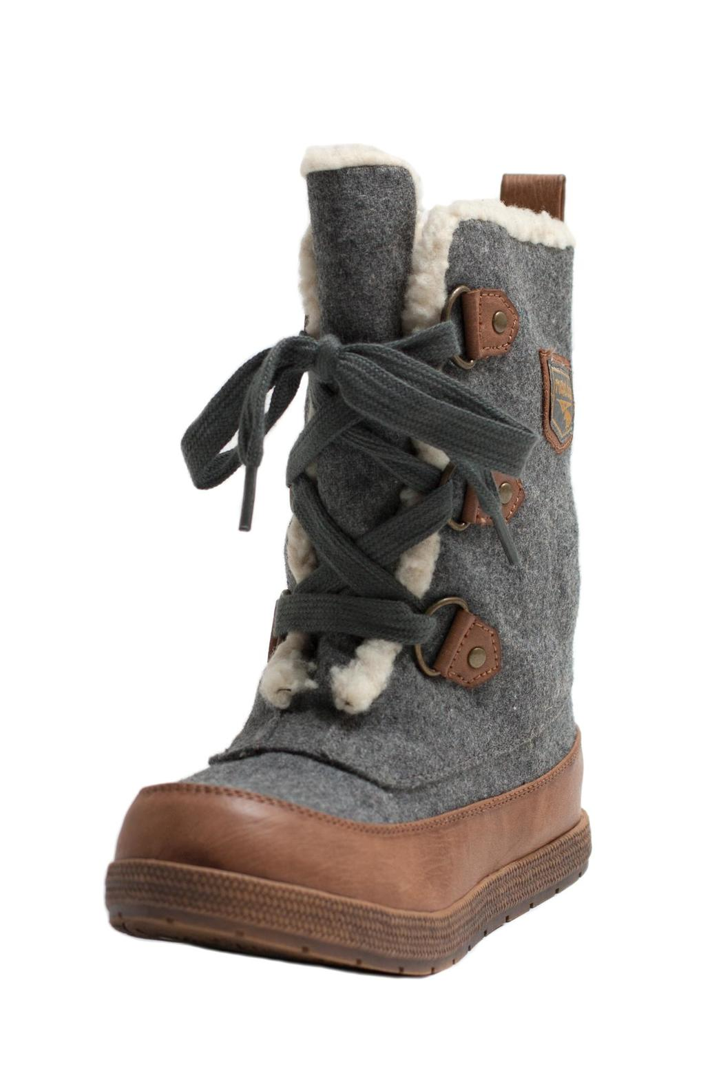 Rocket Dog Tina Heather Boot - Front Full Image