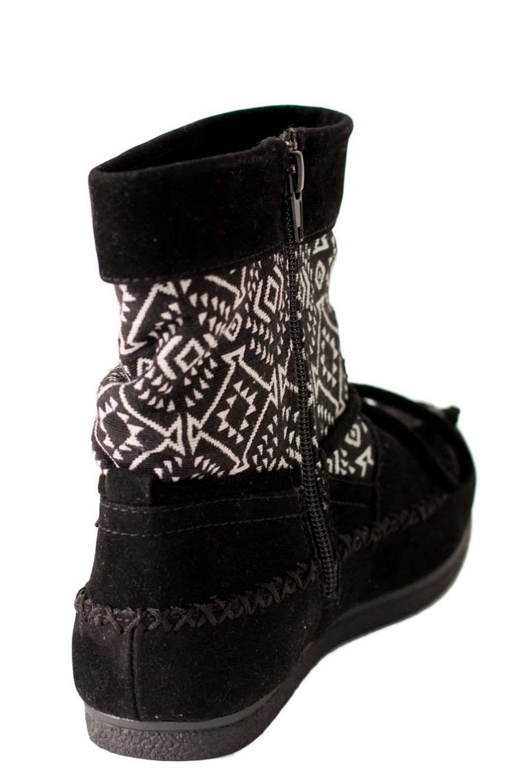 Rocket Dog Venise Paleo Bootie - Back Cropped Image