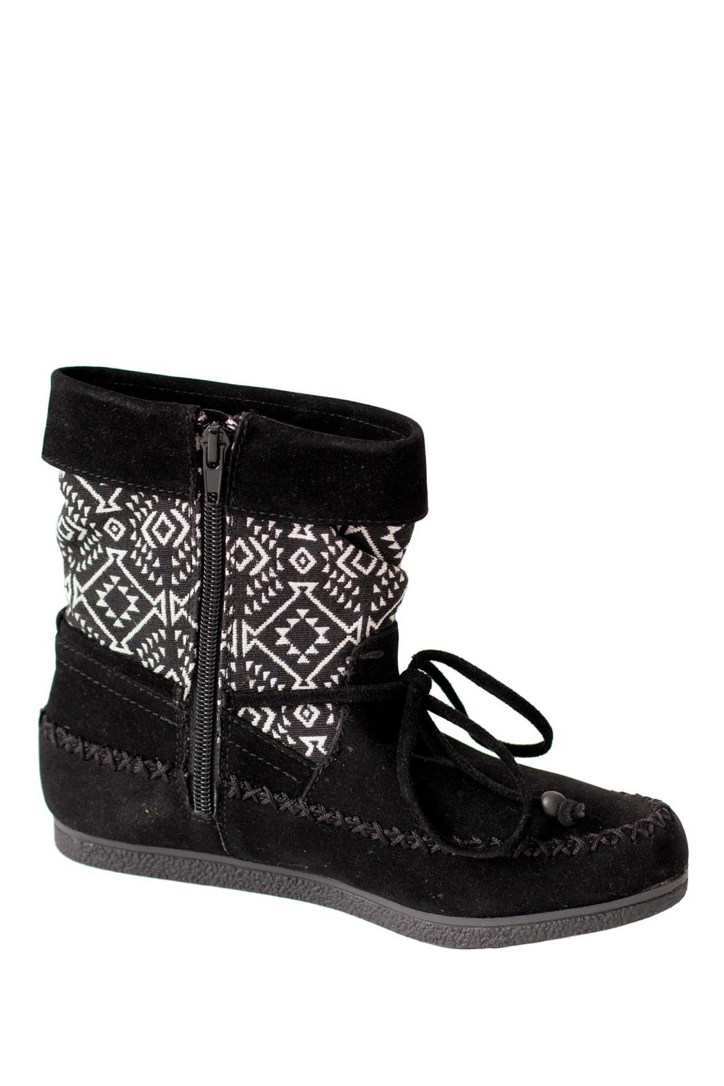 Rocket Dog Venise Paleo Bootie - Side Cropped Image
