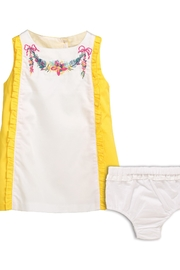 Rockin' Baby Ava Embroidered Dress - Front cropped
