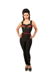 Rockin' Baby Westwood Jumpsuit - Front full body