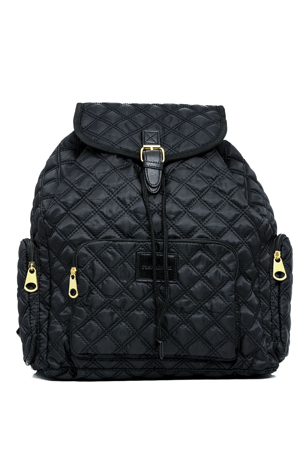 Quilted Backpack Shoptiques